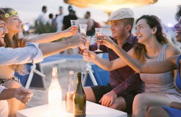 beach club malaga despedidas soltera