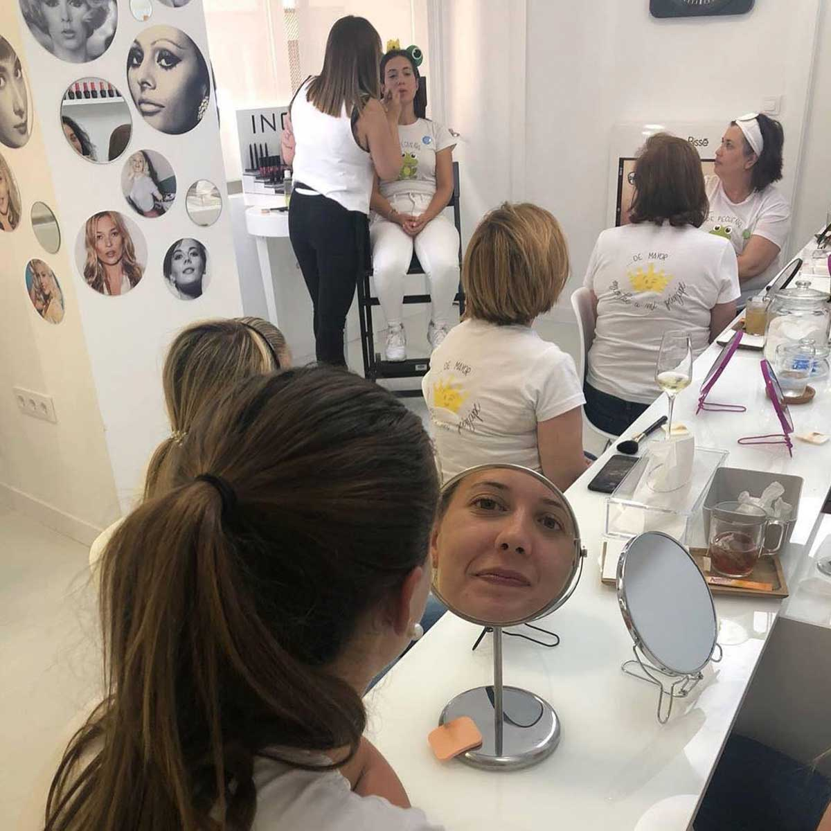 Beauty party Despedidas soltera Cartagena