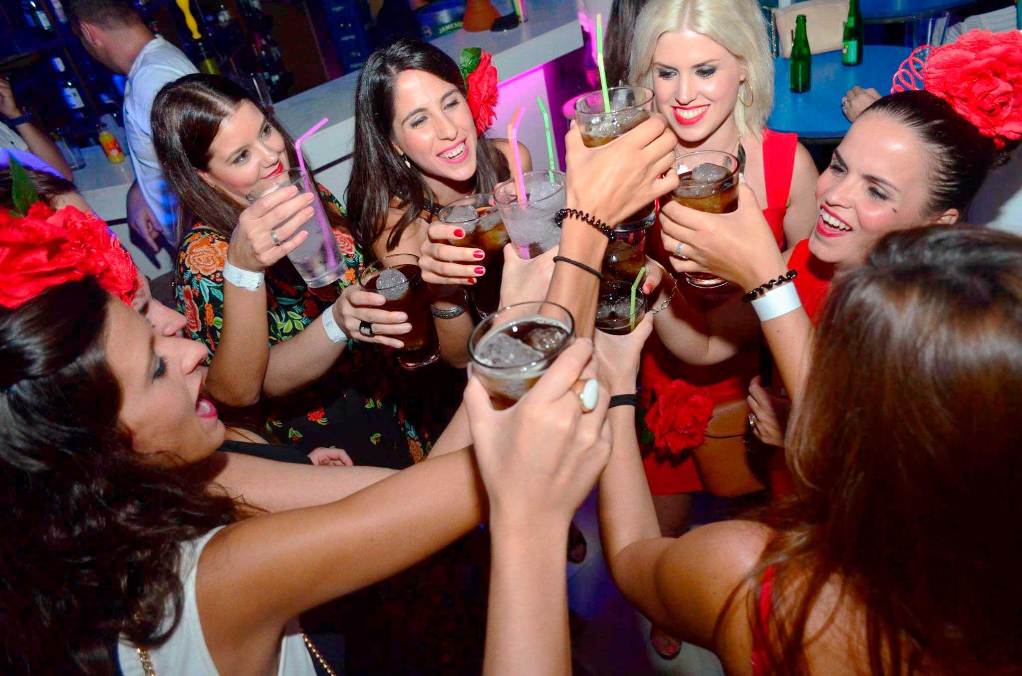 Despedidas de soltera en Cartagena