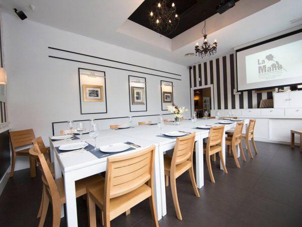 Restaurante La Mafia se Sienta a la Mesa - Granada