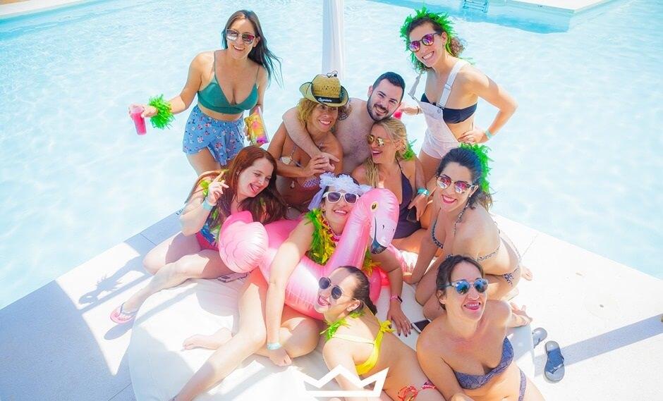 beach club malaga