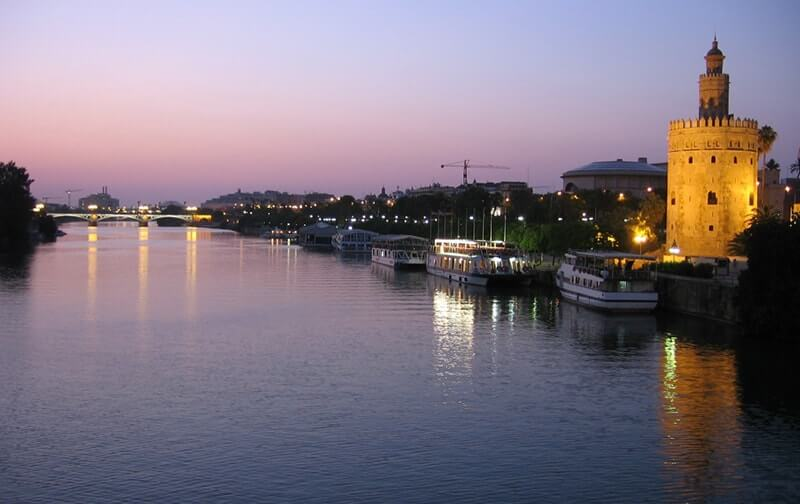Despedida en Barco Sevilla