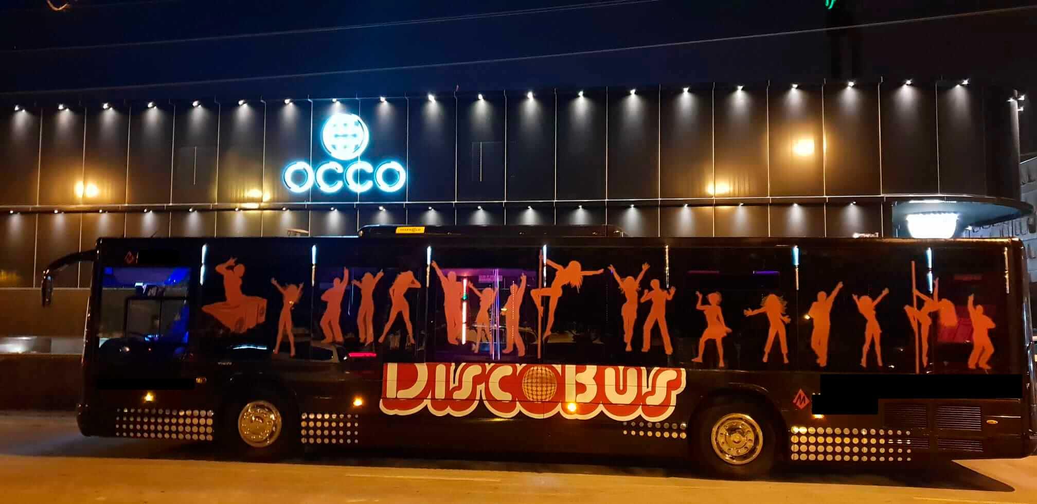 Mega Discobus Sevilla